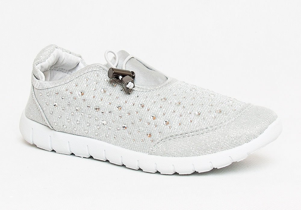 Wkładane buty sportowe G12 1 Q160 sx148 Szare