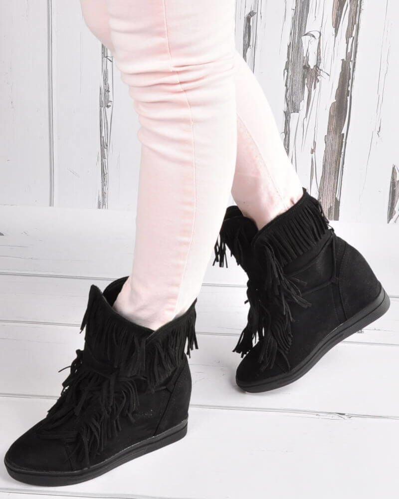Trampki sneakersy