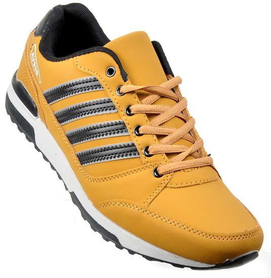 2410966d52c7 Camelowe męskie buty sportowe  E7-1 2409 S215