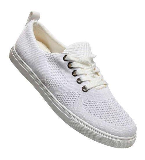 Białe buty męskie i damskie Tanie i modne | Pantofelek24
