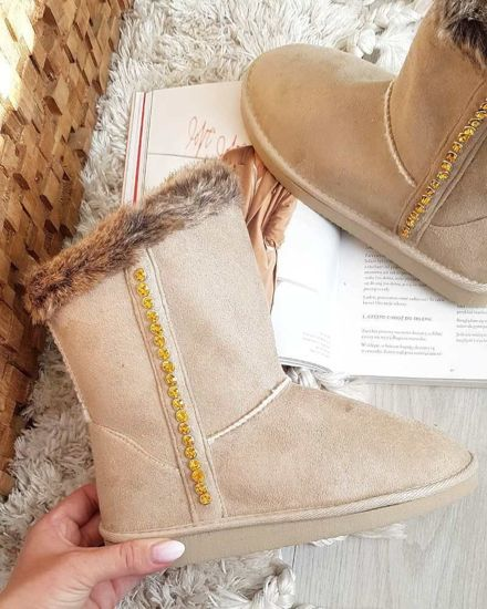 Kozaki śniegowce Obuwie damskie | Sklep z butami